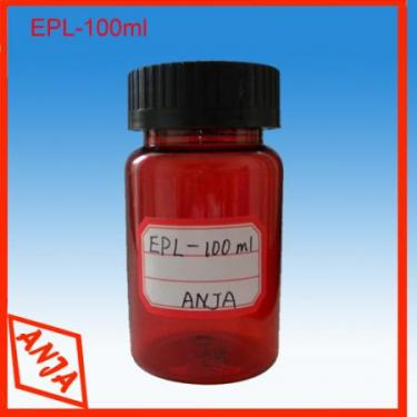 EPL-100ml plastic bottle