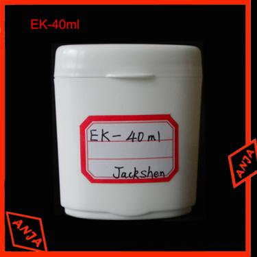 EK-40ml plastic bottle