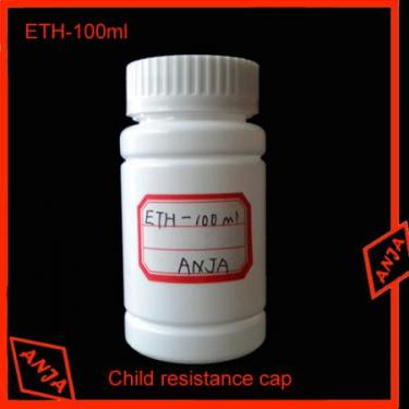 ETH-100ml plastic bottle
