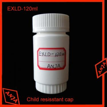 EXLD-120ml plastic bottle