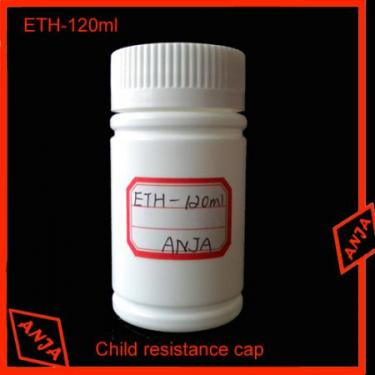 ETH-120ml plastic bottle