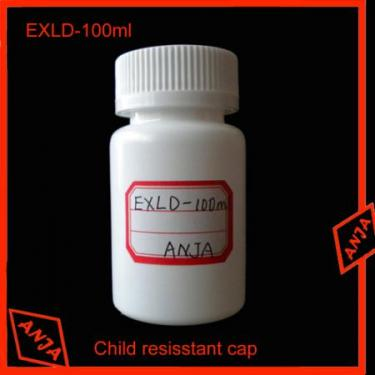 EXLD-100ml plastic bottle